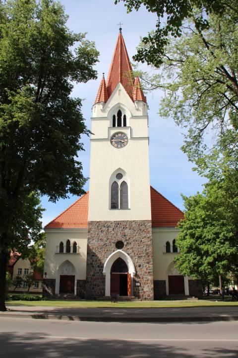 Šilutės evangelikų liuteronų bažnyčia