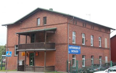Geležinkeliečių Pietų namas