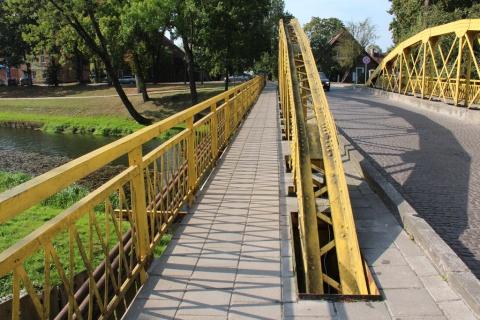 Geltonojo tilto fragmentas