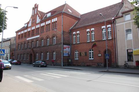 Šilutės teismo rūmų ir kalėjimo kompleksas
