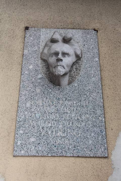 Atminimo lenta Vydūnui (Vilhelmui Storostui)