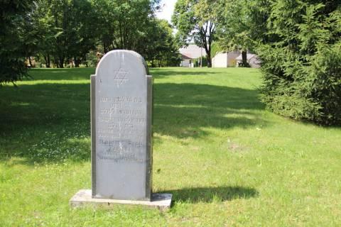 Šilutės  žydų senosios kapinės