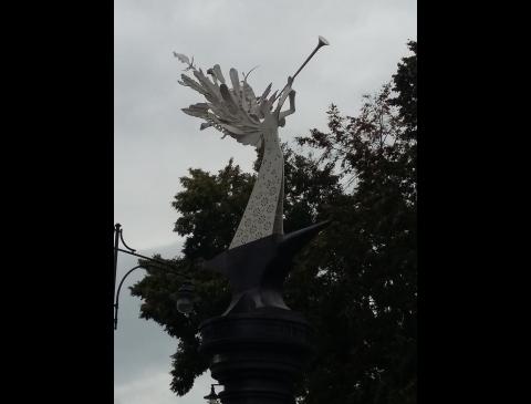 "Sculpture ""Angel"""