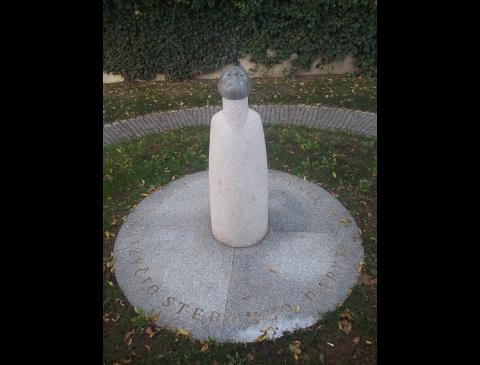 """Skulptūra """"Mūza"""""""