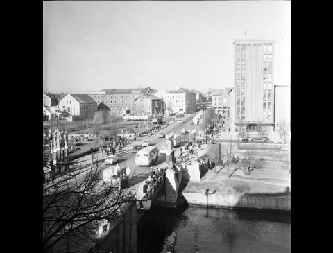 Architektūrinis pasivaikščiojimas po sovietinę Klaipėdą