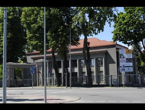 Palast der Bank