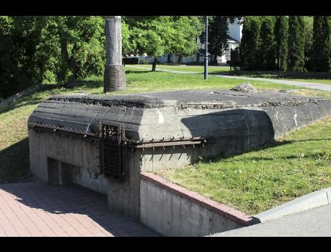 Der Wehrbau – der Bunker