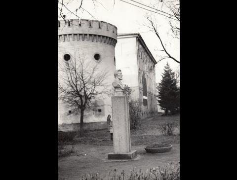 Monument for Vincas Kudirka