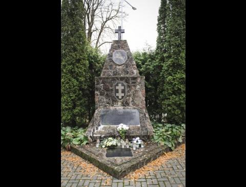 Paminklas Lietuvos laisvės kovotojams