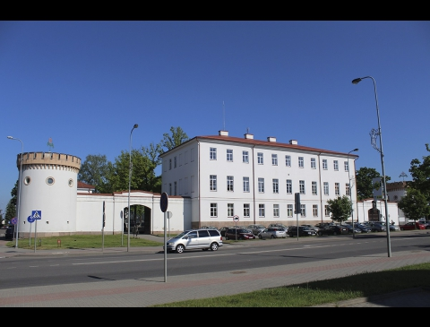 Tauragės Pilies rūmai