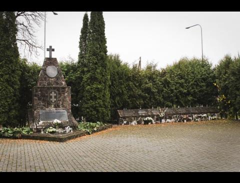 Memorialas nukankintiems kovotojams už laisvę