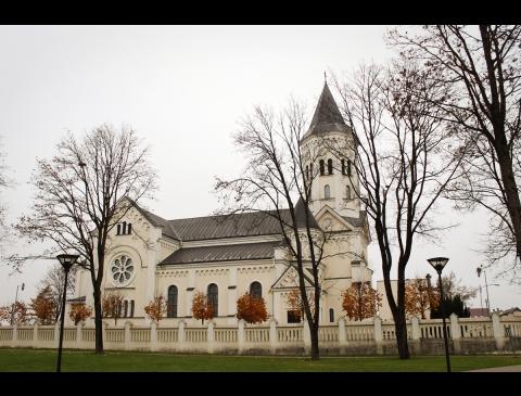 Kirche der Heiligen Dreifaltigkeit von Tauragė