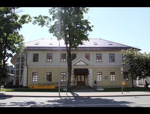Tauragės pašto pastatas