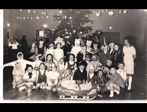 Naujųjų metų šventė Tauralaukio dvare