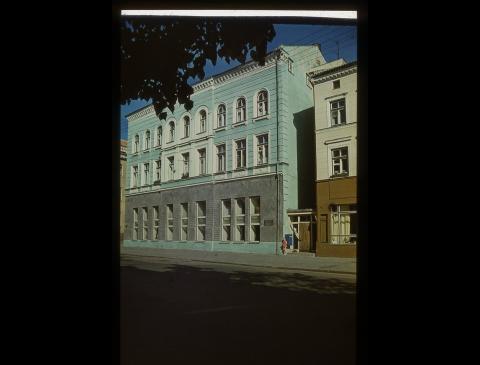 Julius Huhn prekybos namų pastatas