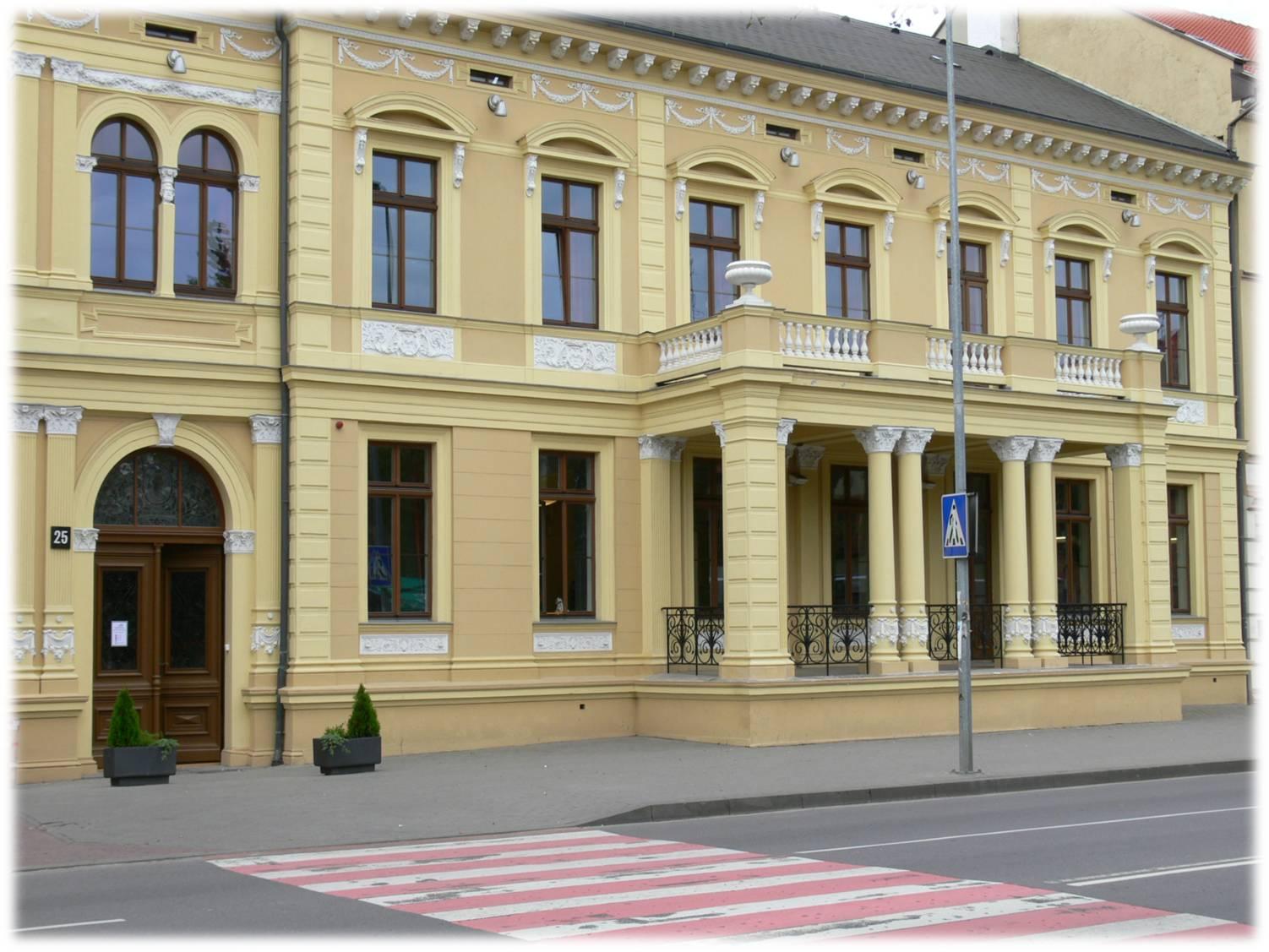 Klaipėdos I. Simonaitytės biblioteka
