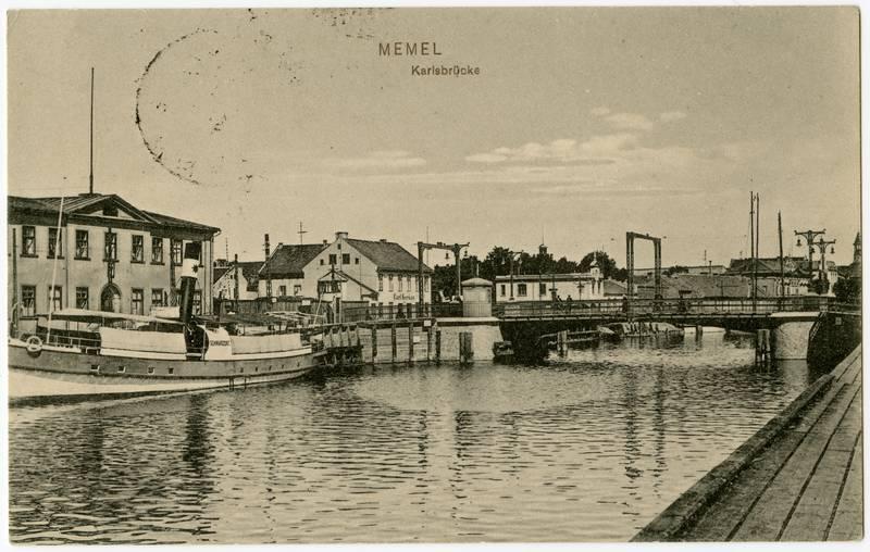 Memel : Karlsbrücke