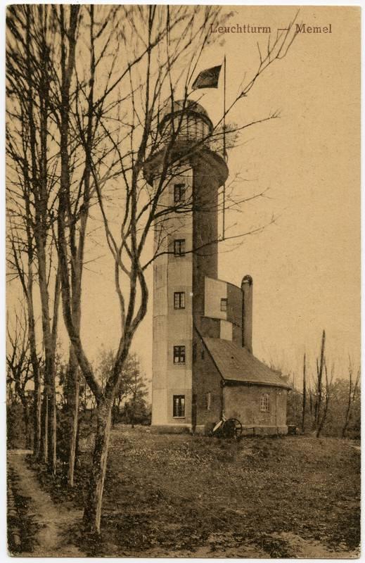 Leuchtturm - Memel