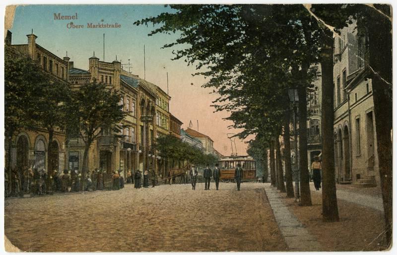 Memel Obere Marktstrasse