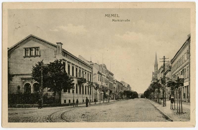 Memel Marktstrasse
