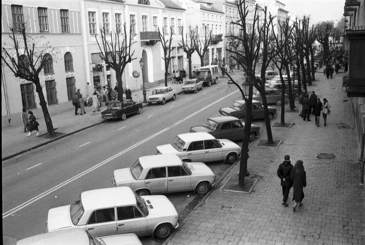 Turgaus gatvė