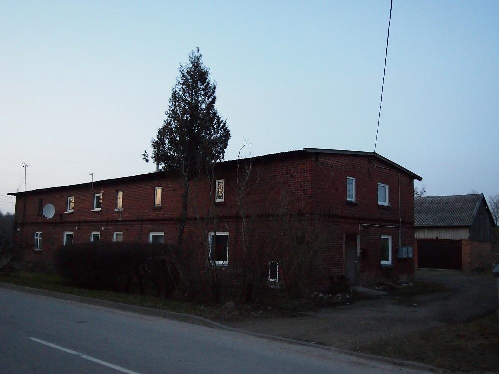 Bachmano dvaro namas, skirtas ūkio darbininkų šeimoms