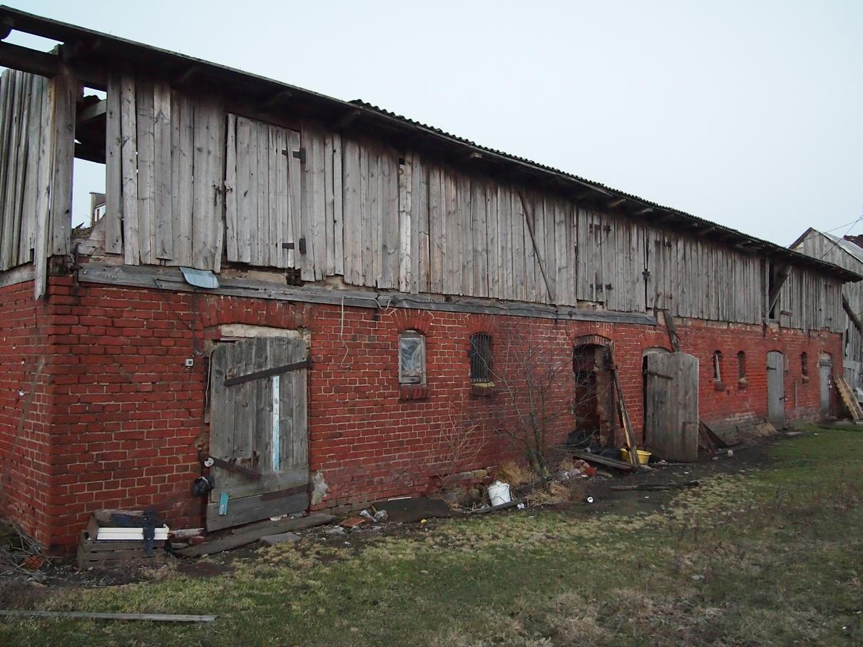 Kumetyno ūkinis pastatas