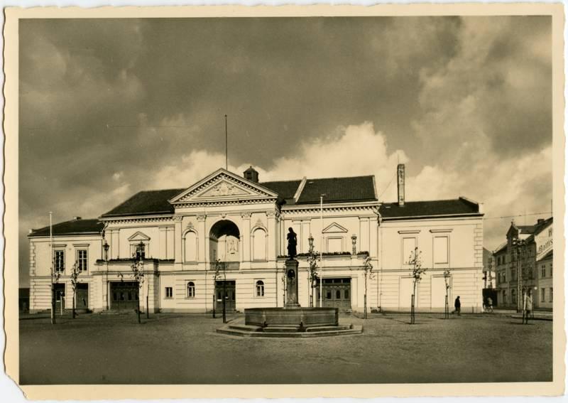 Memel - Stadttheater