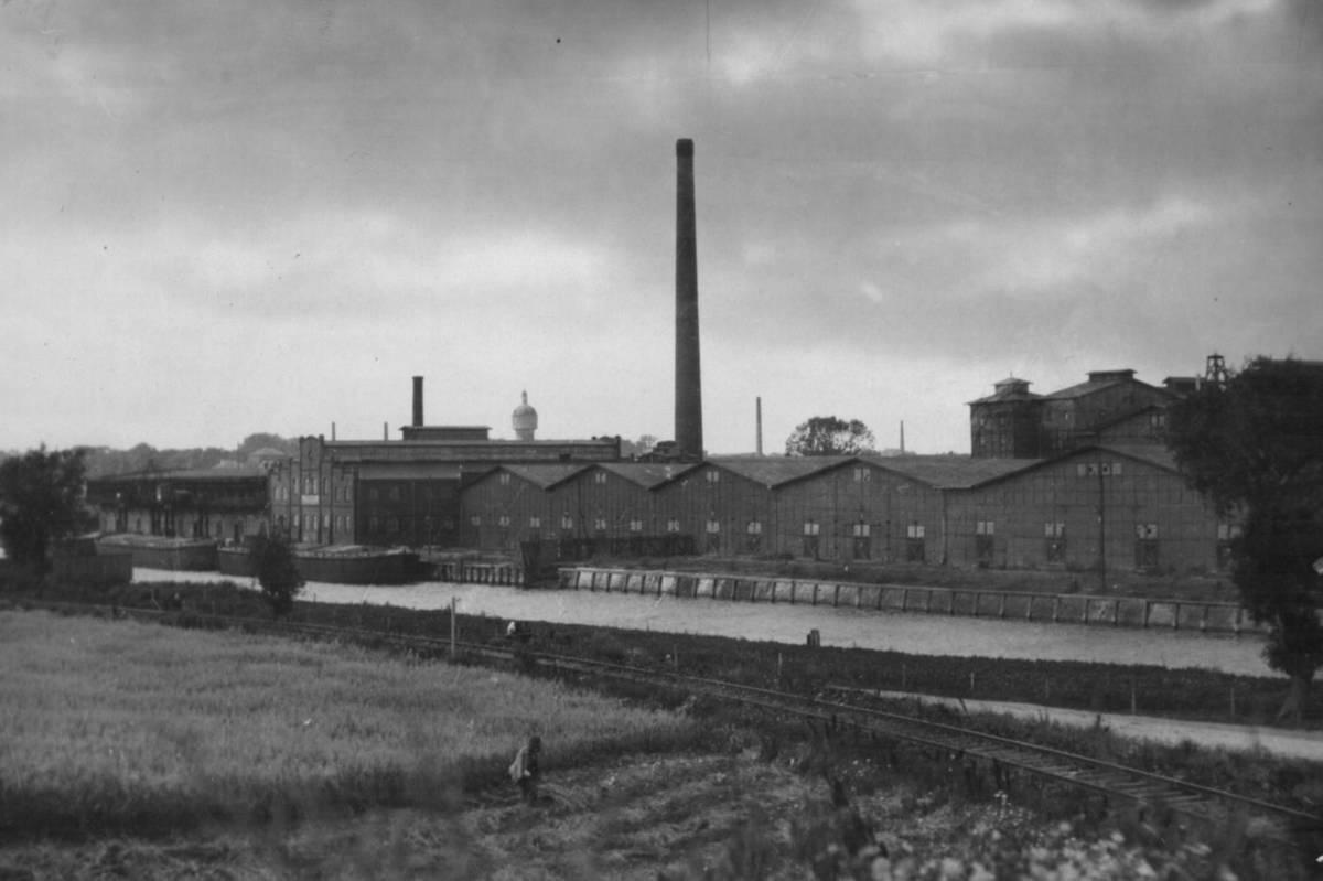 """Klaipėdos cheminių produktų fabrikas """"Union"""". 1930"""