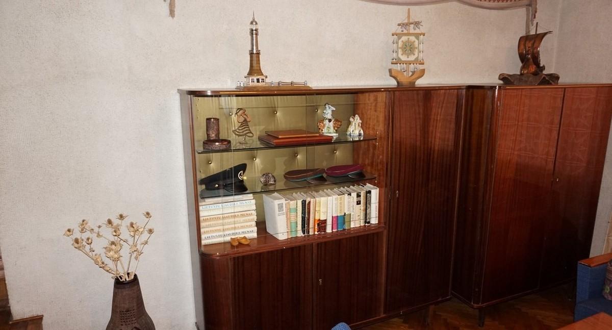 Rašytojos darbo kambarys