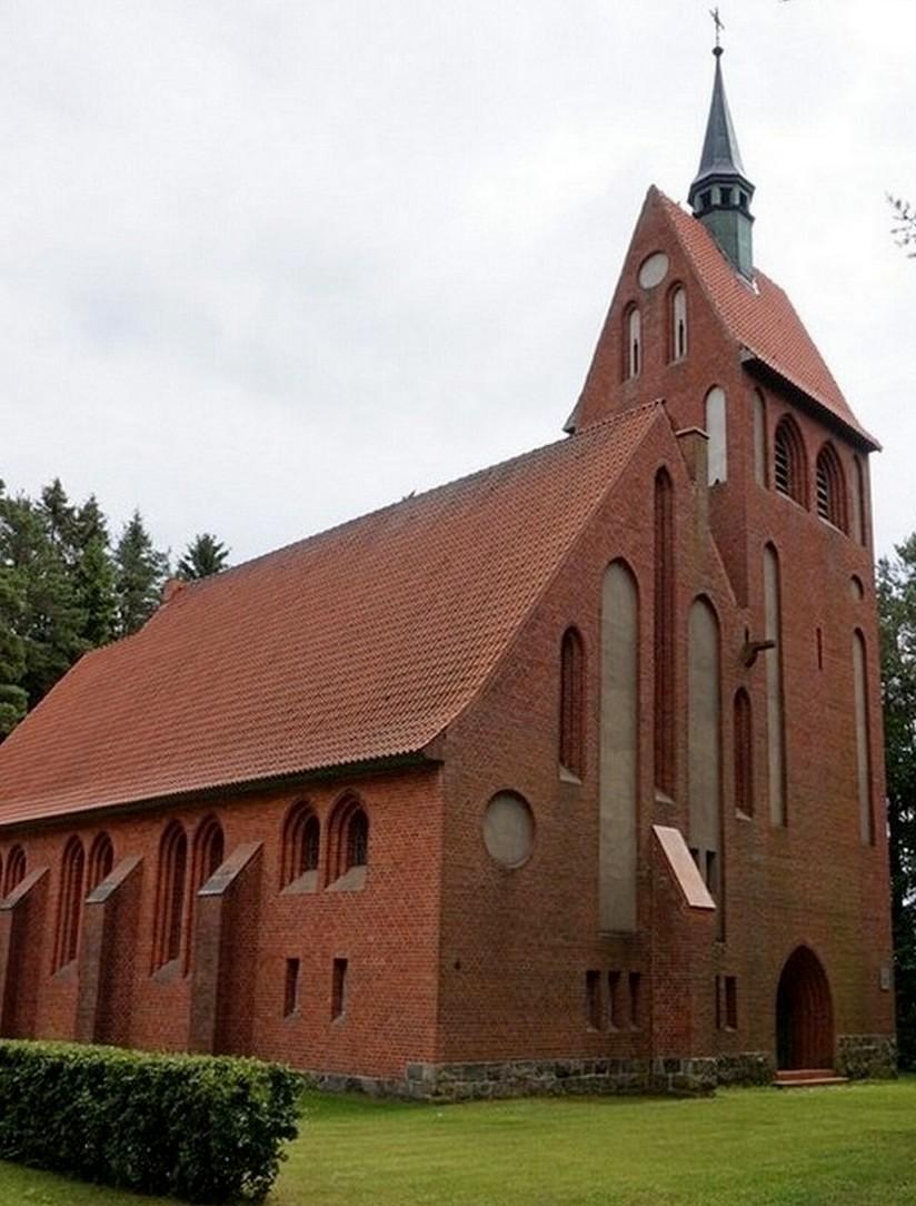Vanagų evangelikų liuteronų bažnyčia