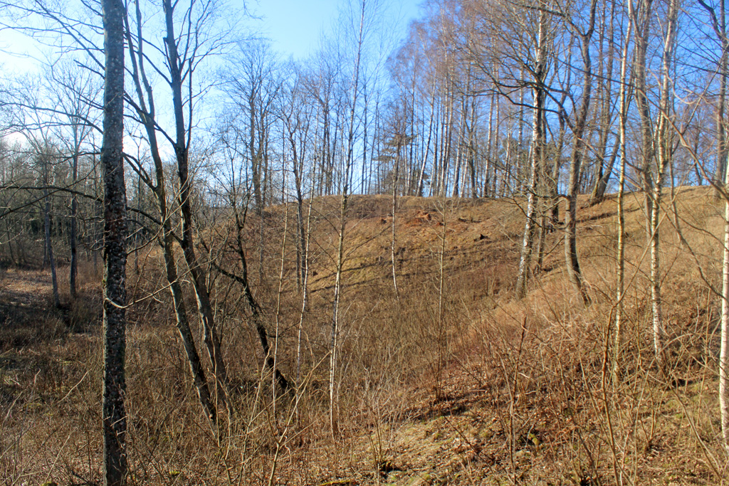 Andulių piliakalnis