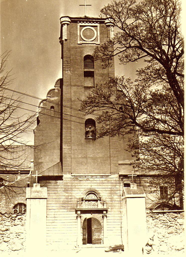 Kretingos katalikų bažnyčia