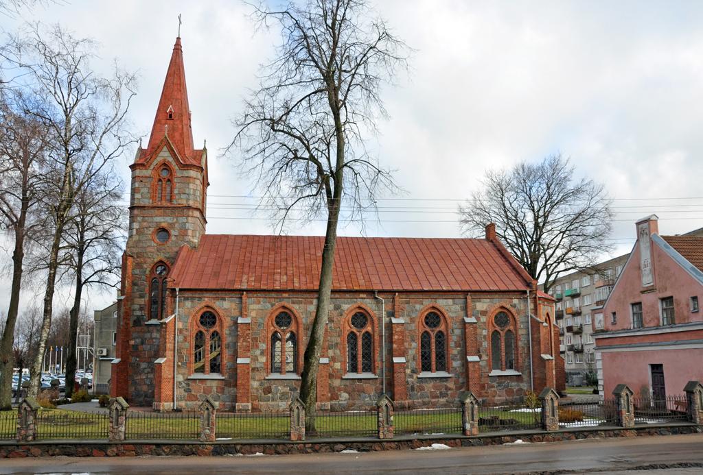 Kretingos evangelikų liuteronų bažnyčia