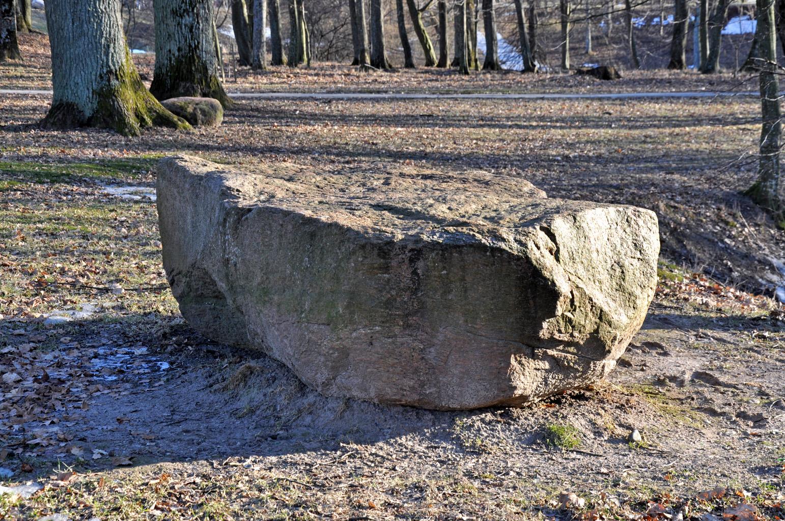 Grafienės Sofijos akmuo
