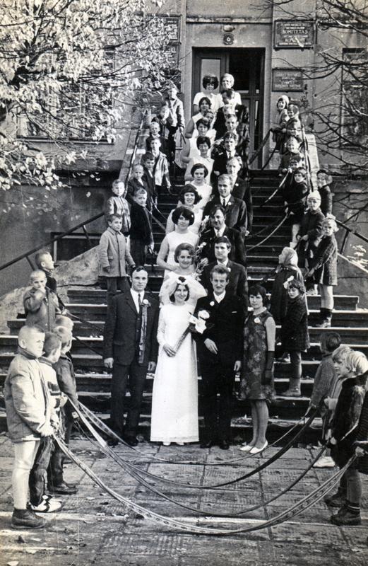 Santuoka Šv. Antano rūmuose