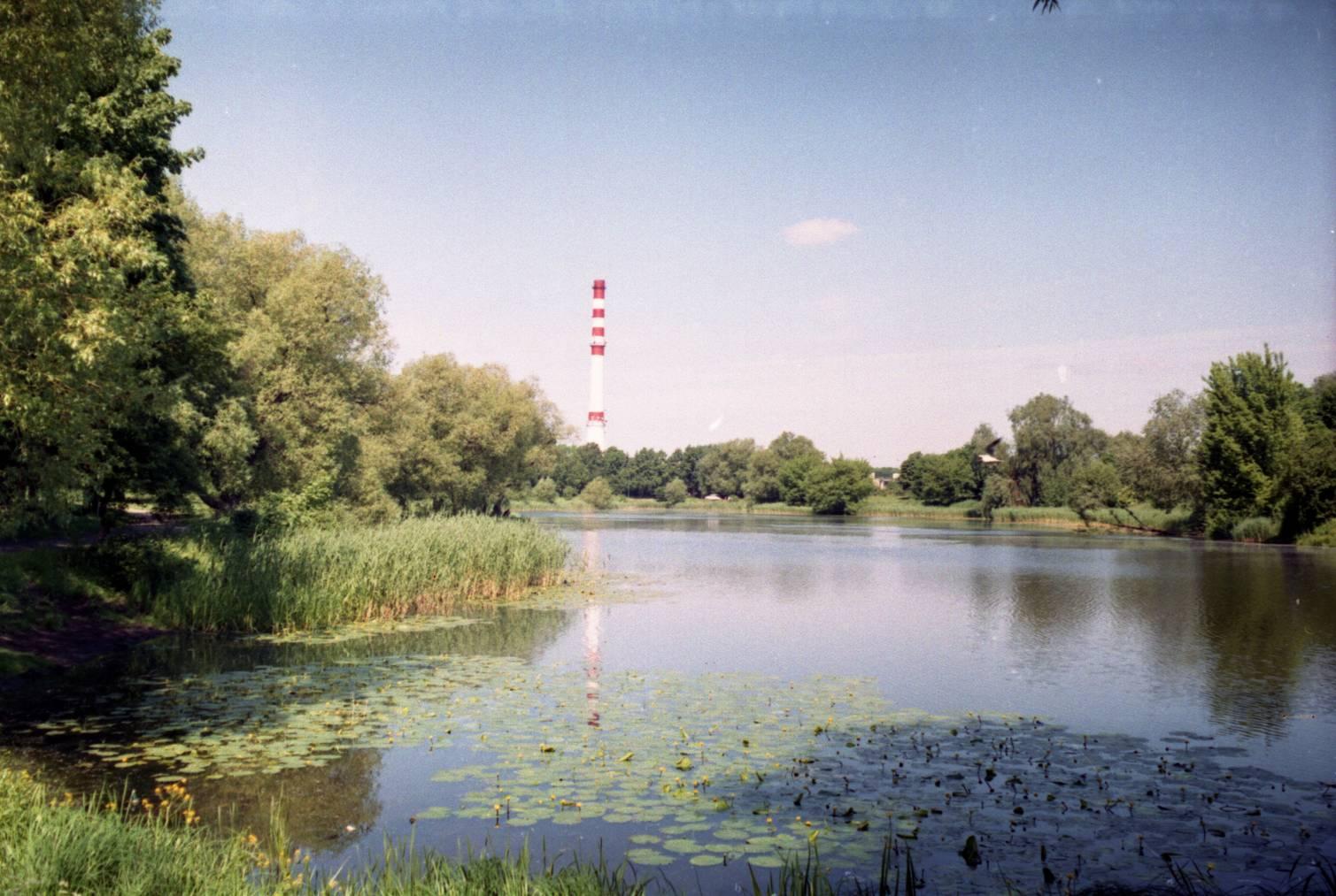 Trinyčių ežeras Klaipėdoje