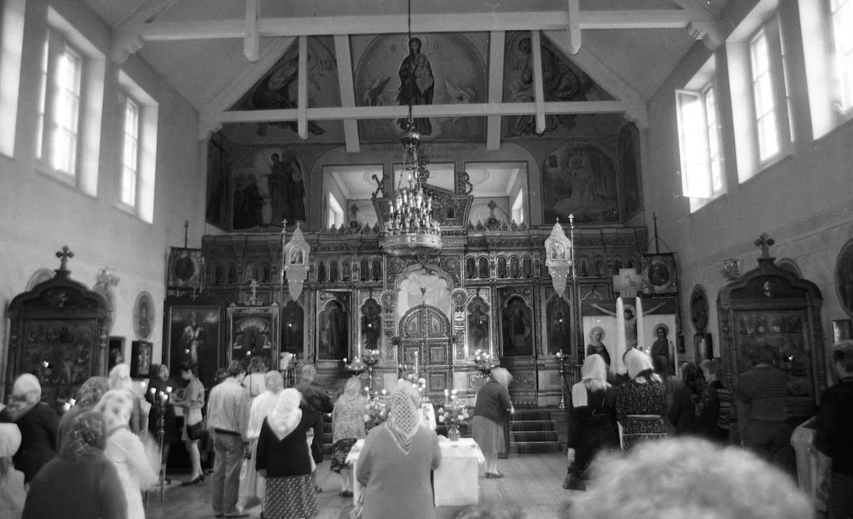 Klaipėdos stačiatikių visų rusų šventųjų bažnyčioje