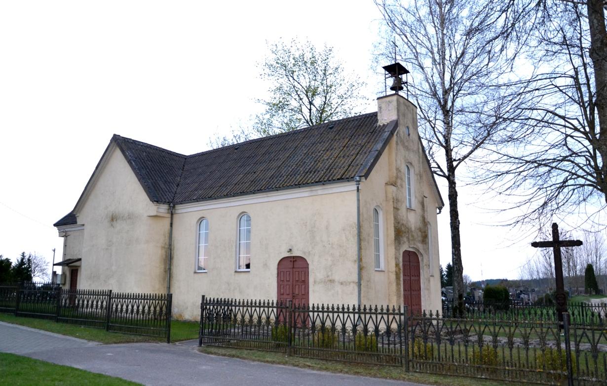 Pagėgių evangelikų liuteronų kapinių koplyčia