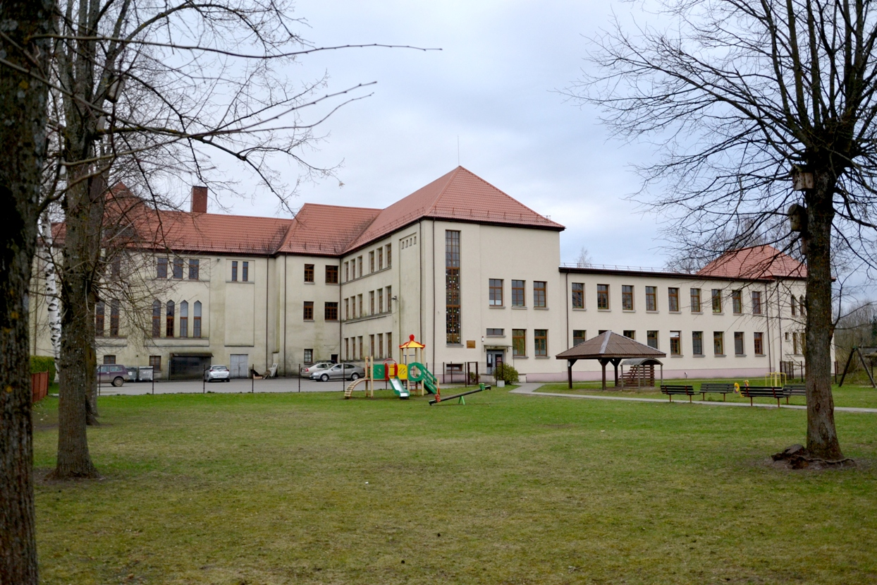 Buvusi Kristijono Donelaičio gimnazija