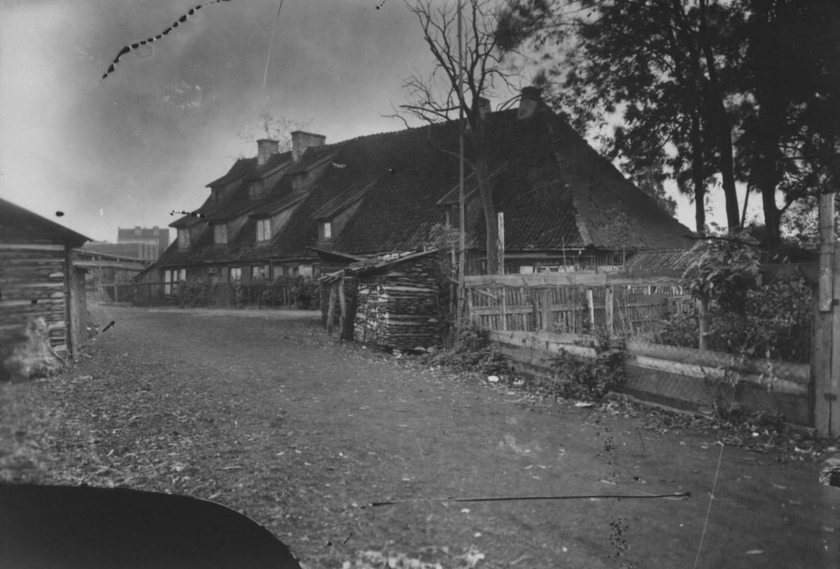 Klaipėda. XVIII a. gyvenamasis namas Pelenyne