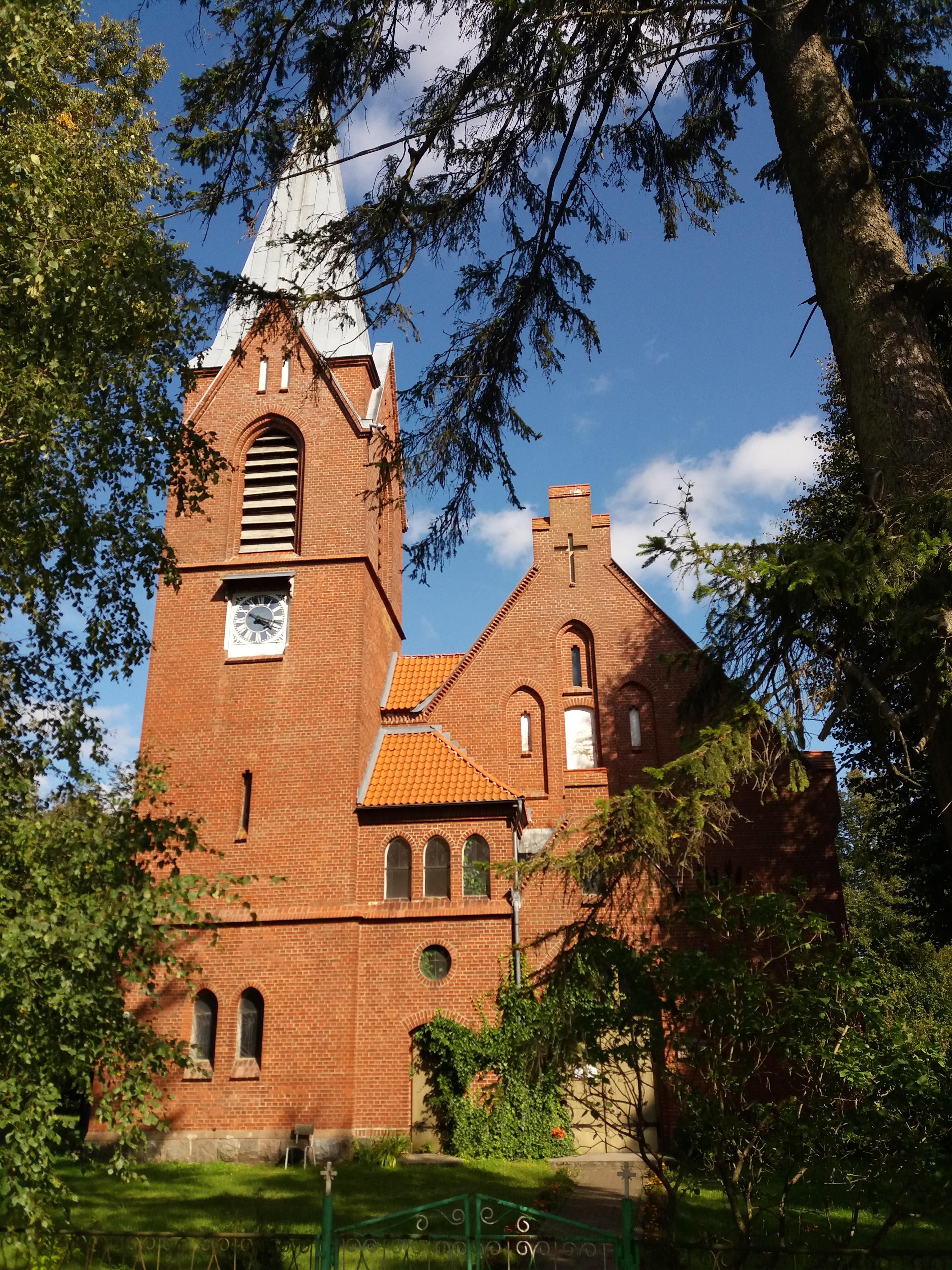 Plikių liuteronų bažnyčia