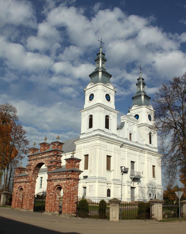 Žemaičių Kalvarijos Švč. Mergelės Marijos Apsilankymo bazilika