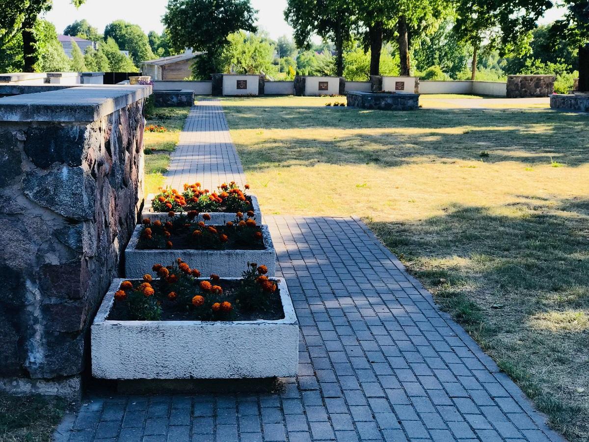 Tarybinių karių kapinės