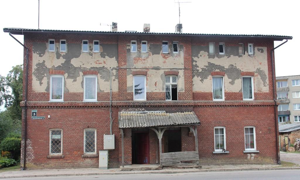Geležinkeliečių Šiaurės namas