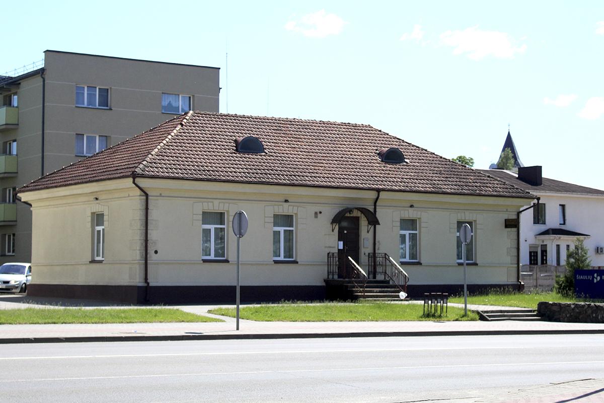 Buvusių pašto užeigos namų pastatas