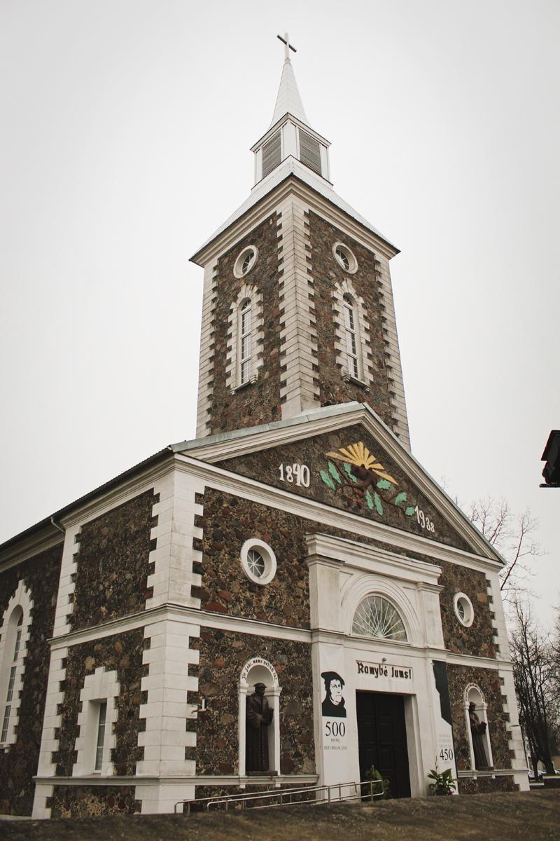 Martyno Mažvydo evangelikų liuteronų bažnyčia
