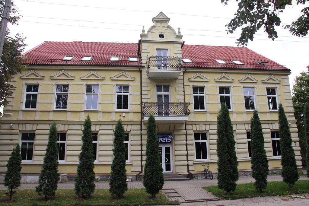 Tuberkuliozinės ligoninės pastatas