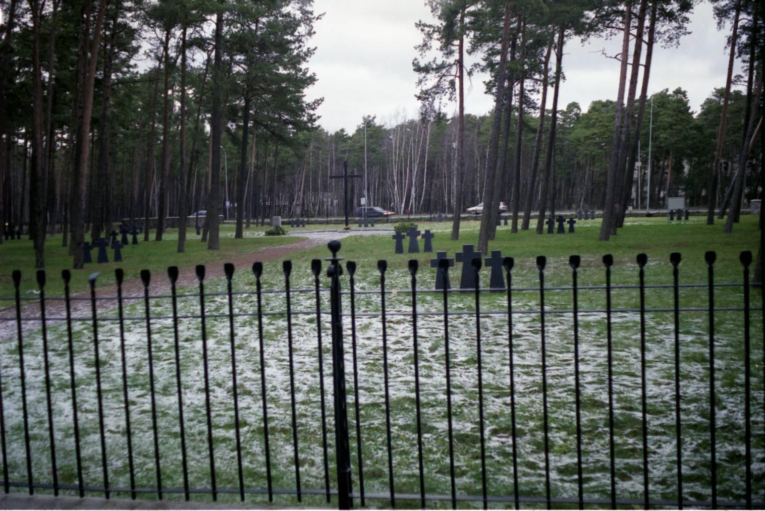 Vokiečių karių kapinės. Klaipėda